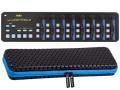【即納可能】KORG nanoKONTROL2 BLYL ブルー&イエロー + 専用キャリングケースセット(新品)【送料無料】