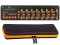 【即納可能】KORG nanoKONTROL2 ORGR オレンジ&グリーン + 専用キャリングケースセット(新品)【送料無料】