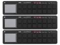 【まとめ買い】KORG nanoPAD2 BK ブラック 3個セット(新品)【送料無料】