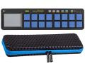 【即納可能】KORG nanoPAD2 BLYL ブルー&イエロー + 専用キャリングケースセット(新品)【送料無料】