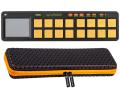 【即納可能】KORG nanoPAD2 ORGR オレンジ&グリーン + 専用キャリングケースセット(新品)【送料無料】