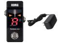 【即納可能】KORG Pitchblack mini PB-mini + ACアダプター KA181 セット(新品)【送料無料】