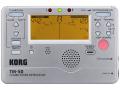 KORG TM-50 SL Silver [TM-50-SL](新品)【送料無料】【ゆうパケット利用】