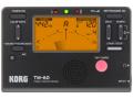 KORG TM-60 ブラック [TM-60-BK](新品)【送料無料】【ゆうパケット利用】