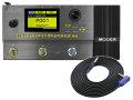 【即納可能】Mooer GE200 + 3m ギターケーブル VOX VGS-30 セット(新品)【送料無料】
