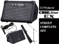 【キャリングケース+マイク+マイクスタンドセット】Roland CUBE STREET EX/CUBE-STEX(新品)【送料無料】