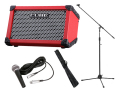 Roland CUBE STREET RED/CUBE-ST-R(レッド) [ボーカルセット](新品)【送料無料】