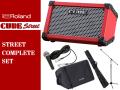 Roland CUBE STREET RED/CUBE-ST-RED(レッド) [路上ライブコンプリートセット](新品)【送料無料】