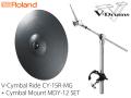 Roland CY-15R-MG + MDY-12 セット(新品)【送料無料】