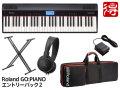 【即納可能】Roland GO:PIANO [GO-61P] エントリーパック2(新品)【送料無料】