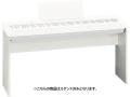 【即納可能】Roland FP-30専用スタンド KSC-70 ホワイト [KSC-70-WH](新品)【送料無料】