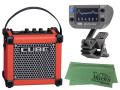 【即納可能】Roland MICRO CUBE GX レッド (M-CUBE GXR) + KORG AW-OTG-POLY + マークスオリジナルクロス セット(新品)【送料無料】