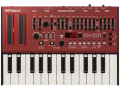Roland Boutique SH-01A レッド [SH-01A-RD] + 専用ミニ・キーボード「K-25m」セット(新品)【送料無料】