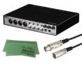 【即納可能】Steinberg UR-RT4 + audio-technica ATL458A/3.0セット[マークス・オリジナルクロス付](新品)【送料無料】