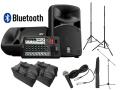 【スピーカースタンド+マイクセット+ケース付】YAMAHA STAGEPAS 600BT(Bluetooth対応)(新品)【送料無料】