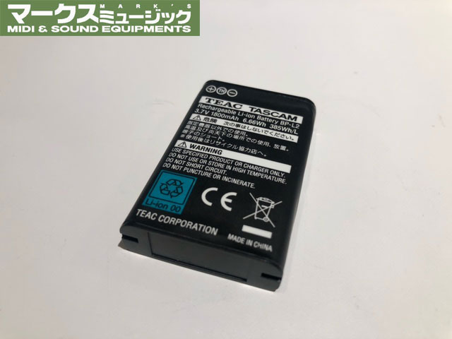 TASCAM BP-L2(アウトレット品)【ゆうパケット利用】【送料無料】