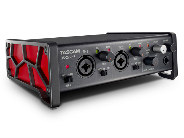 【即納可能】TASCAM US-2x2HR(新品)【送料無料】