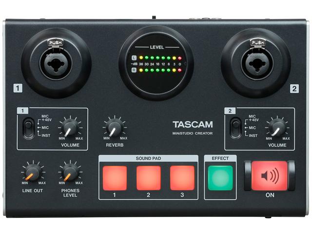 【即納可能】TASCAM US-42B(新品)【送料無料】