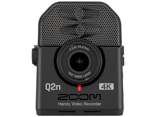 【即納可能】ZOOM Q2n-4K(新品)【送料無料】