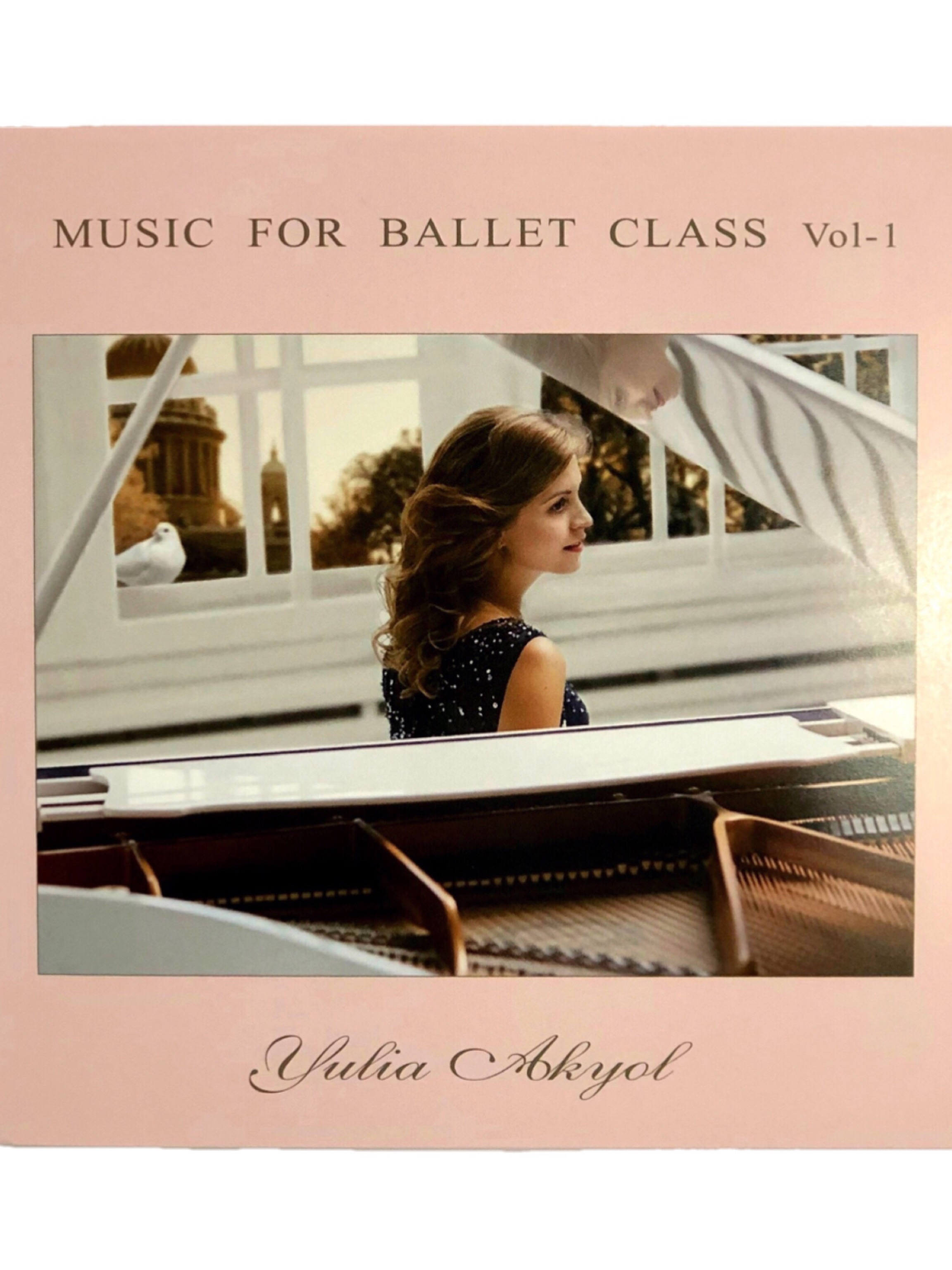 Music for Ballet class Vol-1