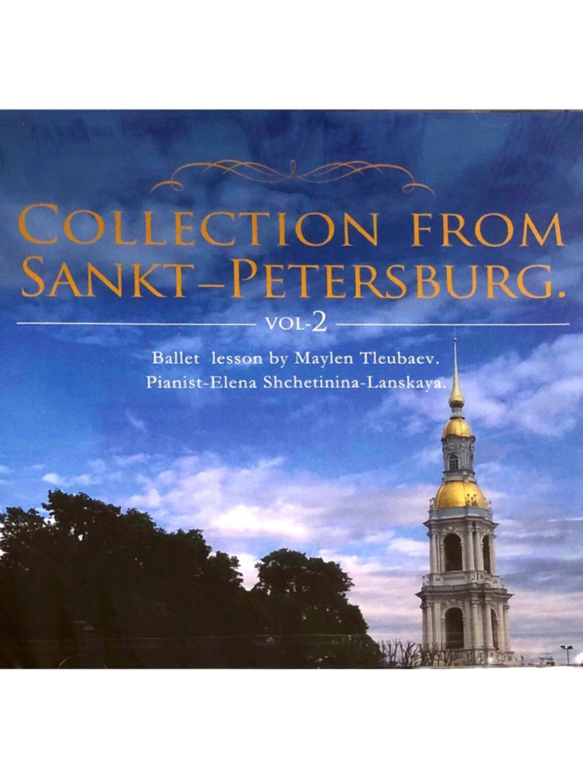 COLLECTION FROM SANKT-PETERSBURG. Vol.2