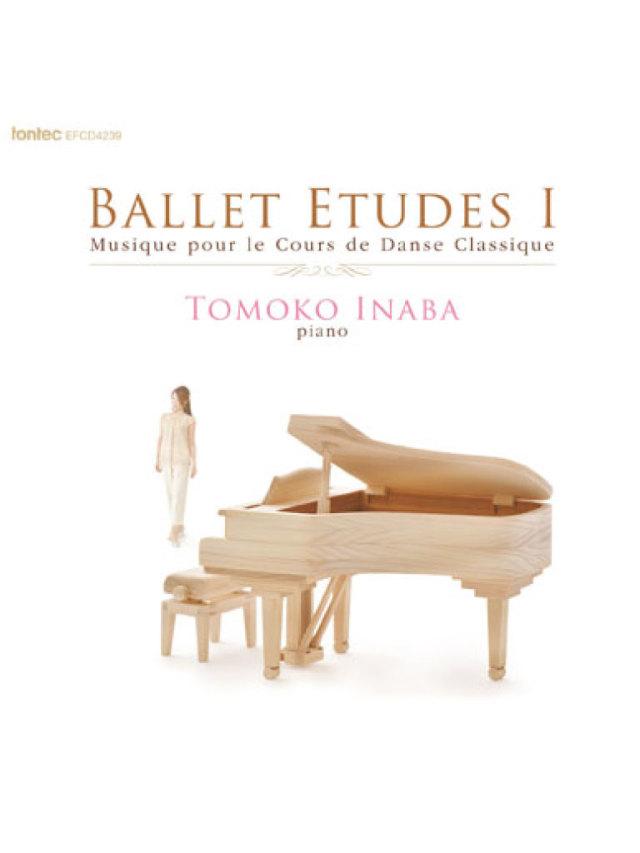 バレエウェア・BALLET ETUDES I Musique pour le Cours de Danse Classique・2