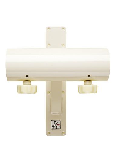 バレエバー・教室・スタジオ用品・壁固定型1段式金具 60mm・1