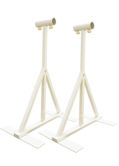 バレエバー・教室・スタジオ用品・高さ固定式スタンドセット 3m(直径60mm)・1