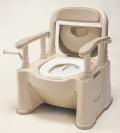 ポータブルトイレ座楽SPの画像