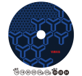 YAMAHAヤマハオリジナルスポークカバー Yパターン(ブルー)