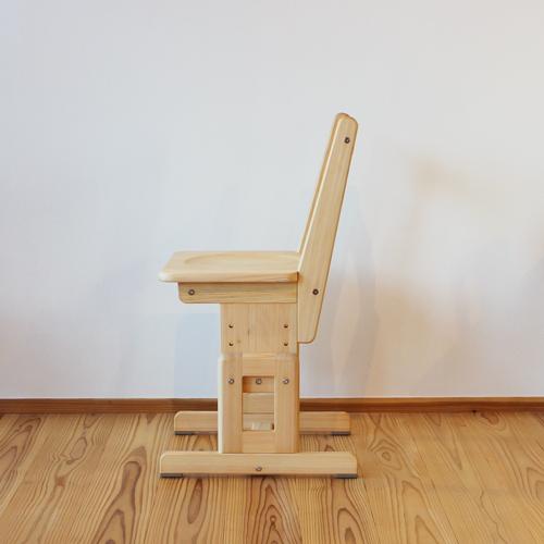 学習机用桧学習椅子