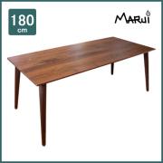 ウォールナットダイニングテーブル180