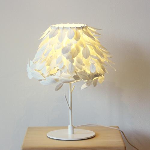 テーブルランプ ペーパーフォレスティー 光触媒紙 クリーン照明 リビング ベッドルーム DI CLASSE