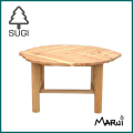 杉木の葉テーブル1200