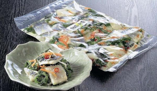 にしん菜の花漬 500g