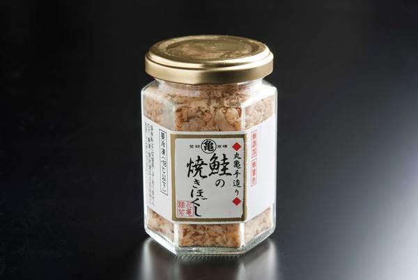 無添加 鮭の焼きほぐし 80g 【冷蔵品】 AYH8