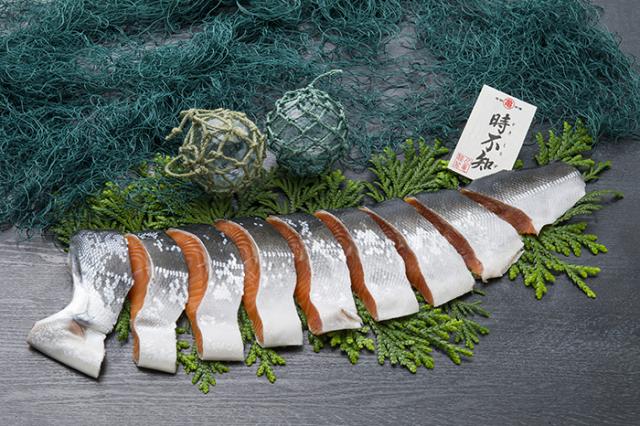 【特別価格】焼用時不知(中辛口)切身袋詰め TAF60 TAF50