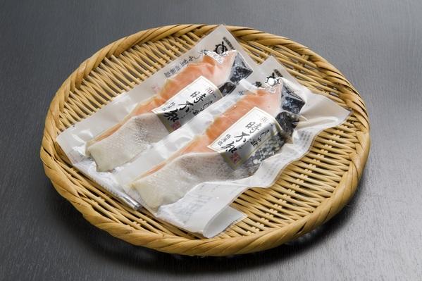 さしみ鮭時不知切身パック (2切) TSP18