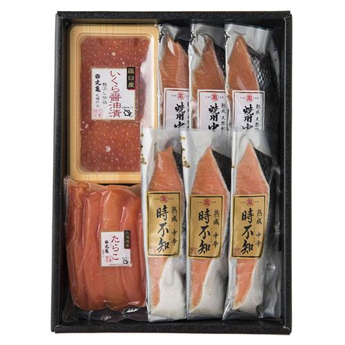 熟成焼用鮭秋さけ時不知バラエティ詰合せ ATTT78