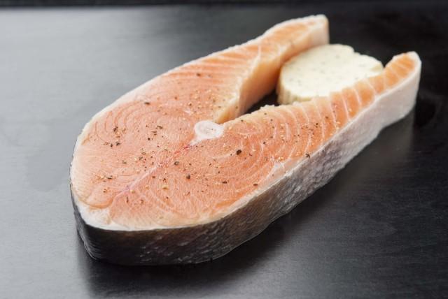 沖獲り時不知のバターステーキ(ガーリック風味) OTB13 OTB132