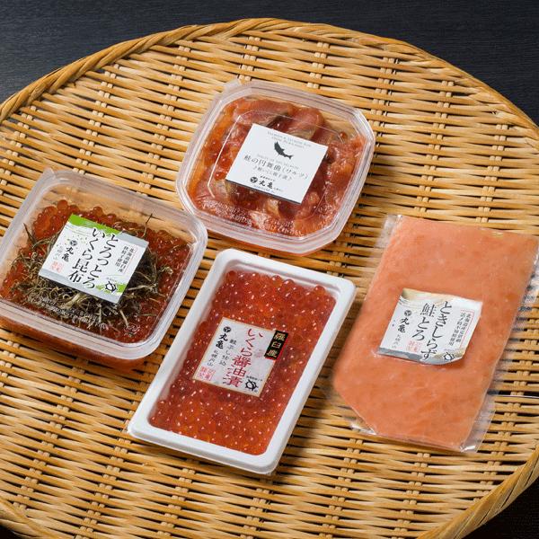 丸亀お惣菜四種セット IWM60