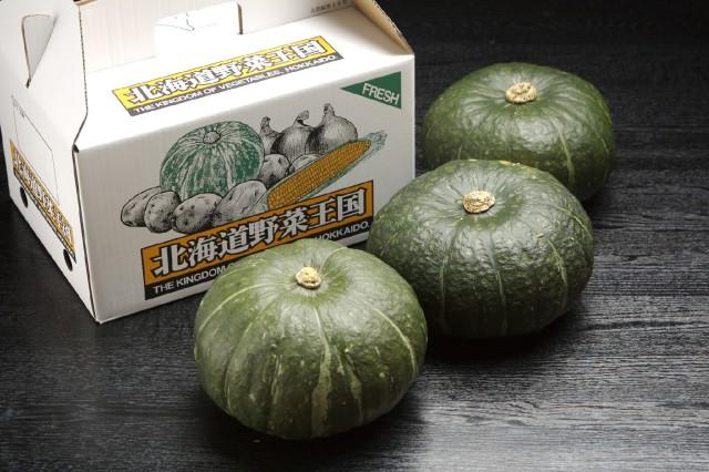 北海道産 かぼちゃ(Lサイズ厳選)