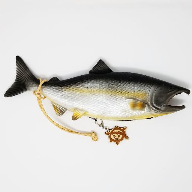 丸亀オリジナル 鮭バッグ  SAKEBAG