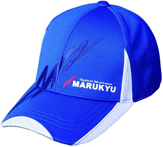 マルキユーキャツプ13  ブルー