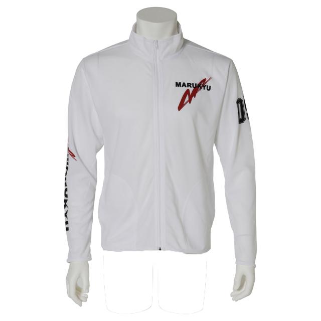 ドライジップジャケットMQ01/ホワイト