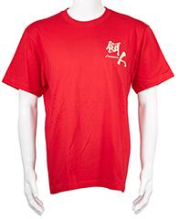 餌人Tシャツ レッド