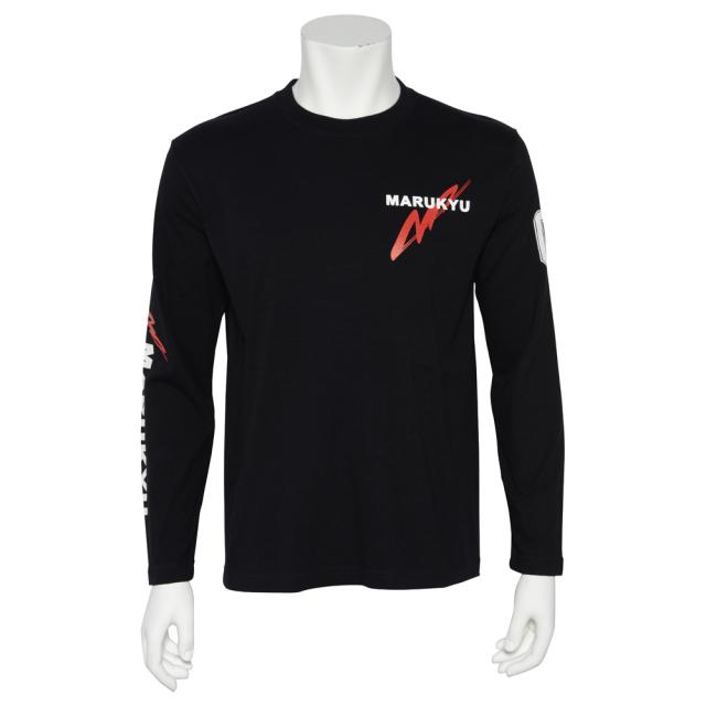 長袖TシャツMQ03/ブラック