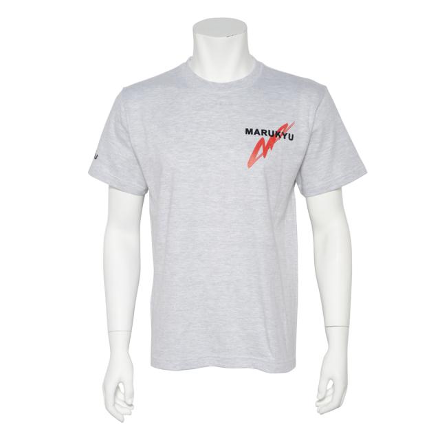 半袖TシャツMQ02/アッシュ