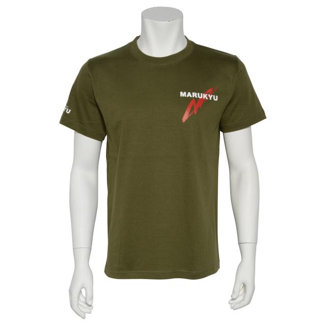 半袖TシャツMQ02/シティグリーン