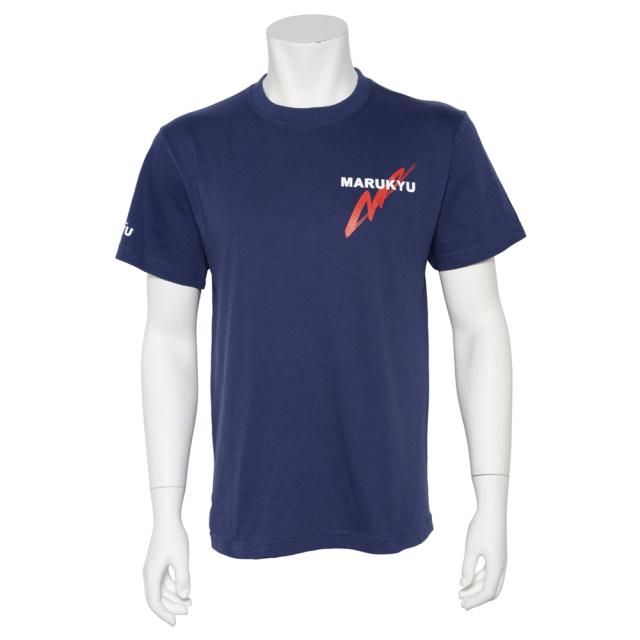 半袖TシャツMQ02/インディゴ